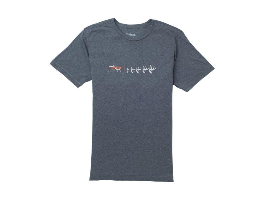 Sitka Gear Men's Antler Evolution Whitetail Short Sleeve T-Shirt Polyester/Cotton