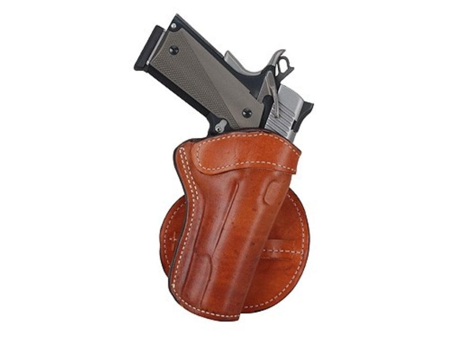 Ross Leather Paddle Holster