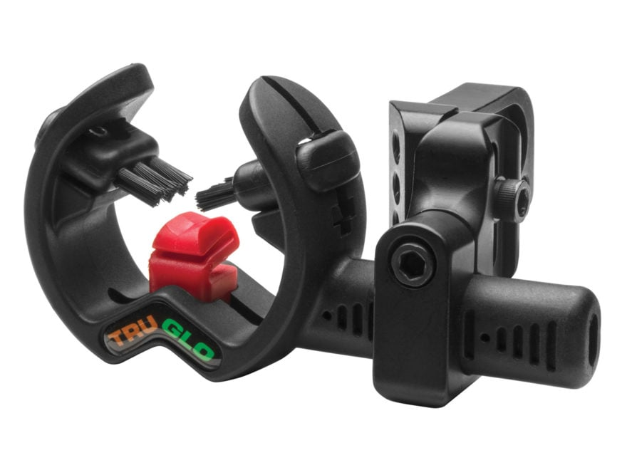 TRUGLO Storm Capture Arrow Rest Black