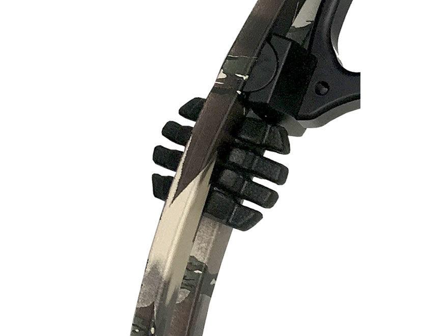 Ravin Crossbow Limb Dampener Rubber Black Pack of 2