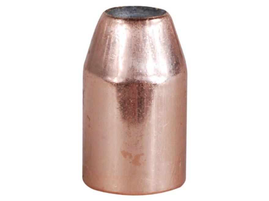 Nosler Sporting Handgun Bullets 40 S&W, 10mm Auto (400 Diameter) 200 Grain Jacketed Hol...