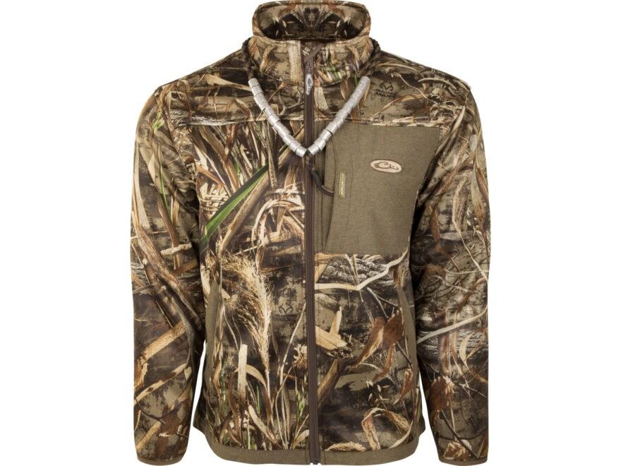 Drake Men's Endurance Hybrid Full-Zip Liner Jacket Polyester
