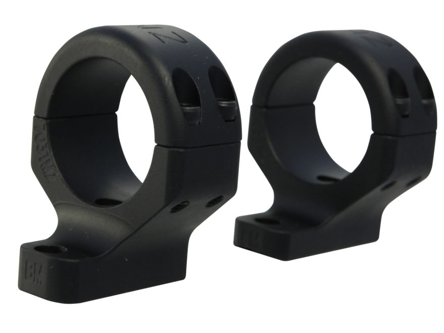 DNZ Hunt Master 2-Piece Scope Mounts with Integral Rings Remington 700, Howa 1500, Weat...