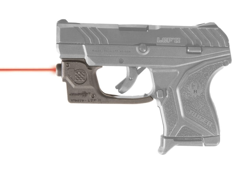 AimShot Ruger LCPII Ultralight Laser Sight Black