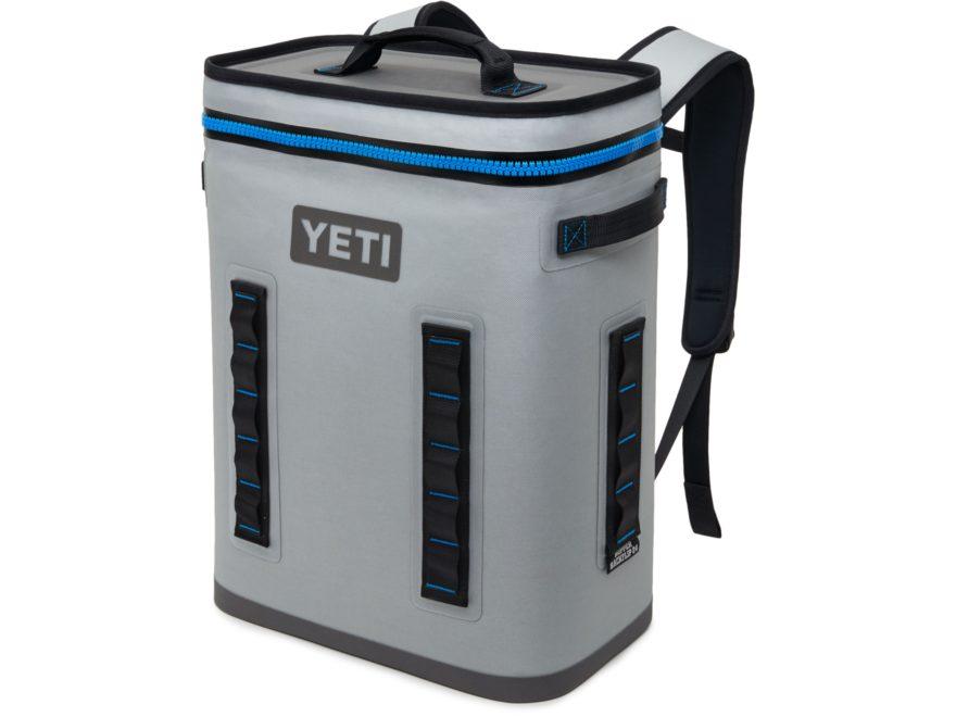 YETI Coolers Hopper BackFlip 24 Soft-Sided Cooler Dryhide Shell Fog Gray