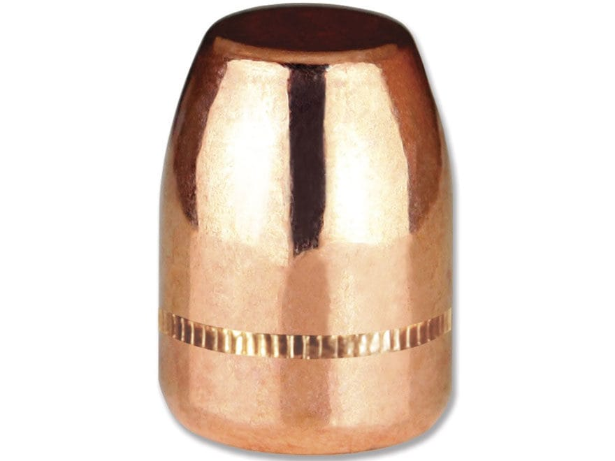 Berry's Superior Plated Bullets 50 Caliber (500 Diameter) 350 Grain Plated Round Should...