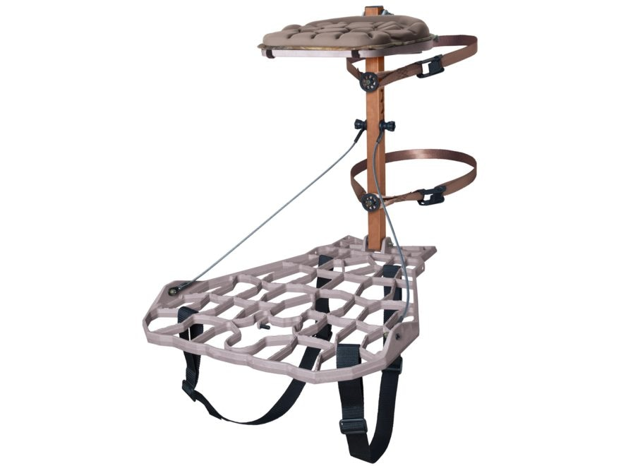 Lone Wolf Assault II Hang On Treestand Aluminum
