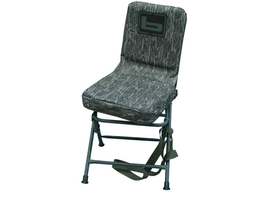 sporting chair full blind hunter tough goods blinds rogers brown hunt swivel