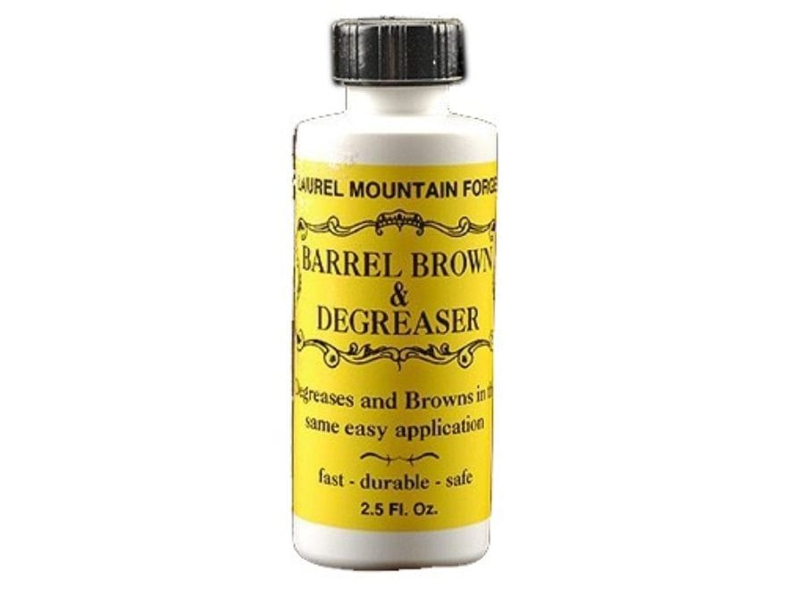 Laurel Mountain Barrel Brown and Degreaser 2-1/2 oz Liquid