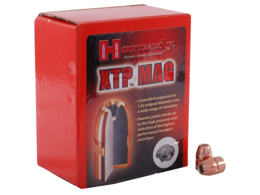 Hornady XTP Bullets Jacketed Hollow Point Magnum