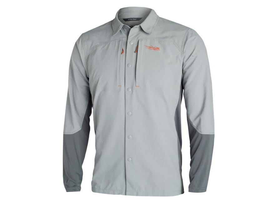 Sitka Gear Men's Scouting Shirt Long Sleeve Nylon