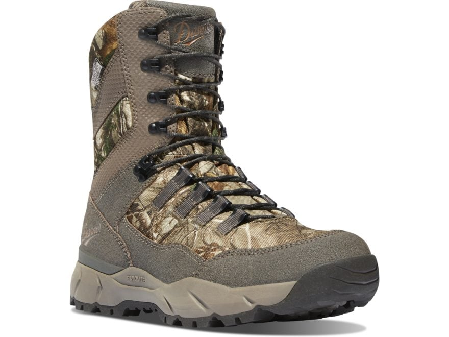 "Danner Vital 8"" Waterproof Hunting Boots Leather/Nylon Men's"