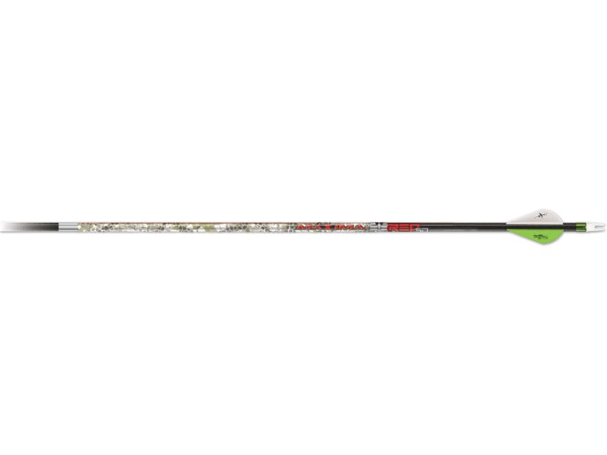 "Carbon Express Maxima Red Badlands SD Carbon Arrow 2"" Blazer Vanes Pack of 6"