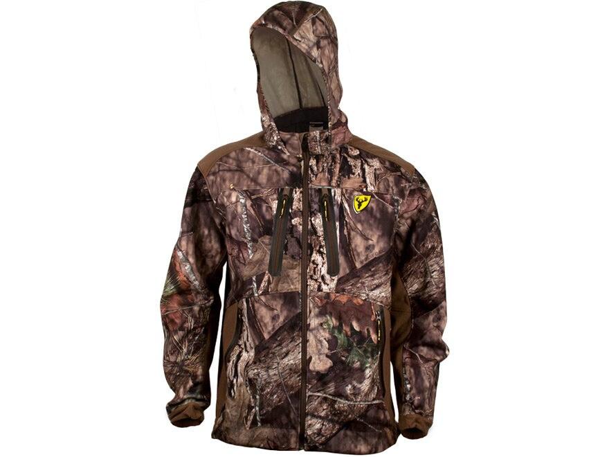 ScentBlocker Men's Trinity Scent Control Dead Quiet Jacket Polyester