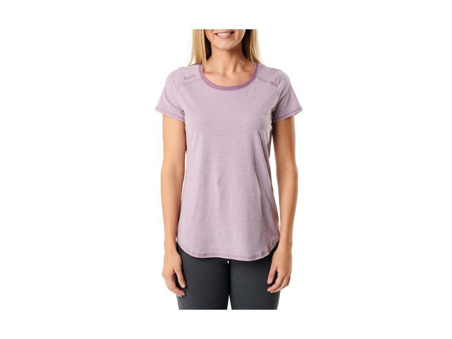 5.11 Women's Freya Shirt Short Sleeve Pima Cotton/Poly/Spandex