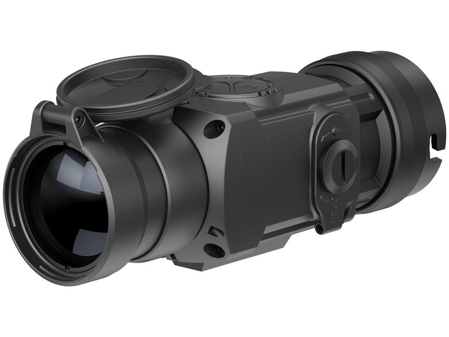 Pulsar Core FXD50 Front Attachment Thermal Rifle Scope 1x 384x288 Quick-Release Bayonet...