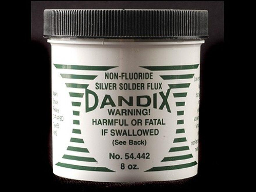 Grobet Paste Flux 8 oz