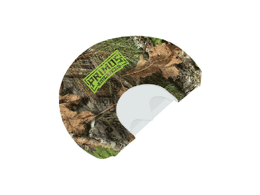 Primos Camo Series Diaphragm Mouth Turkey Call Mossy Oak Obsession Camo