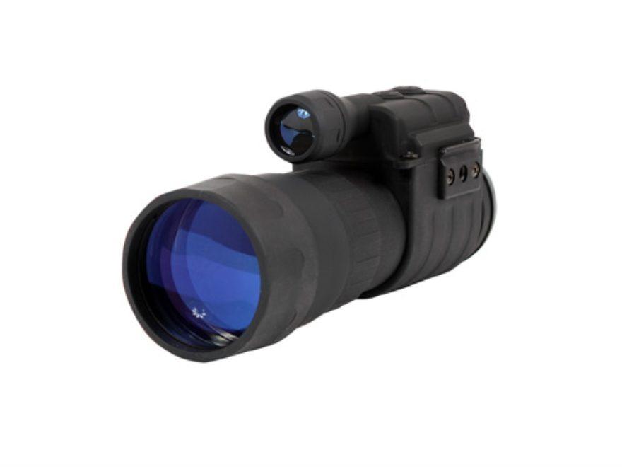 Sightmark Ghost Hunter 1st Generation Night Vision Monocular 4x 50mm Black