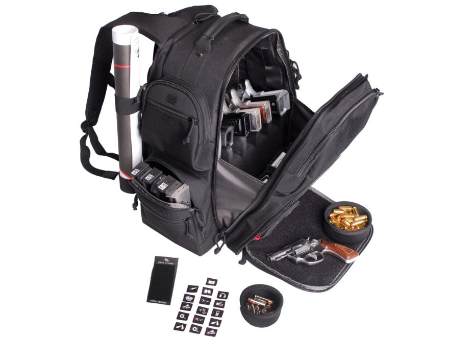 G P S Executive Backpack Range Bag