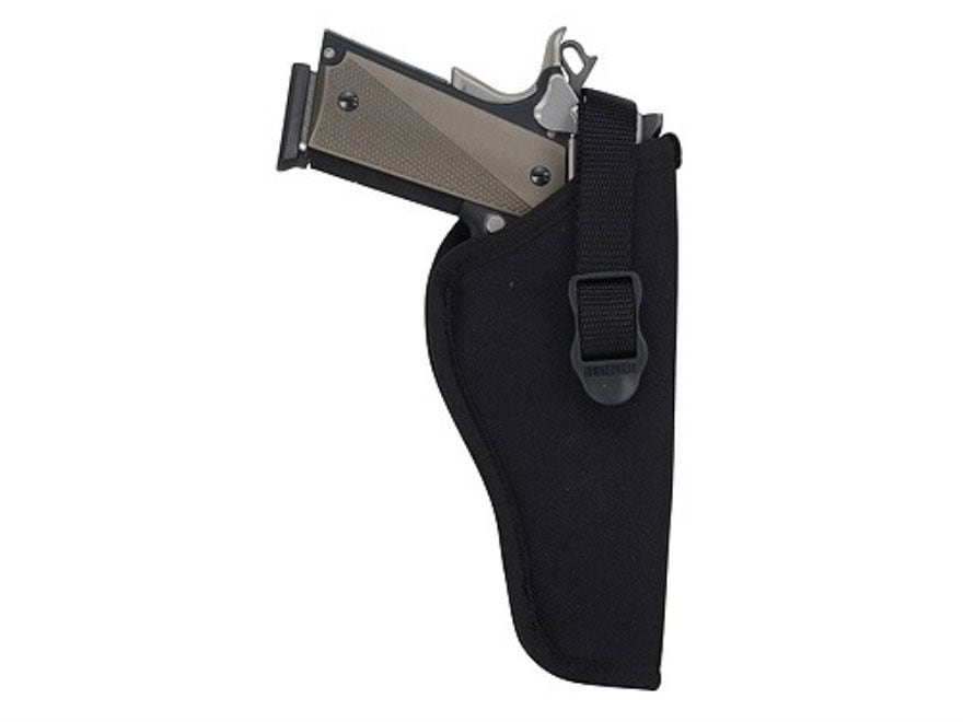 "BLACKHAWK! Hip Holster 22 Caliber Semi-Automatic 10.5"" Barrel Nylon Black"