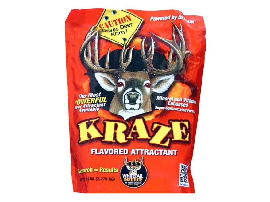 Whitetail Institute Kraze Deer Attractant 5lb
