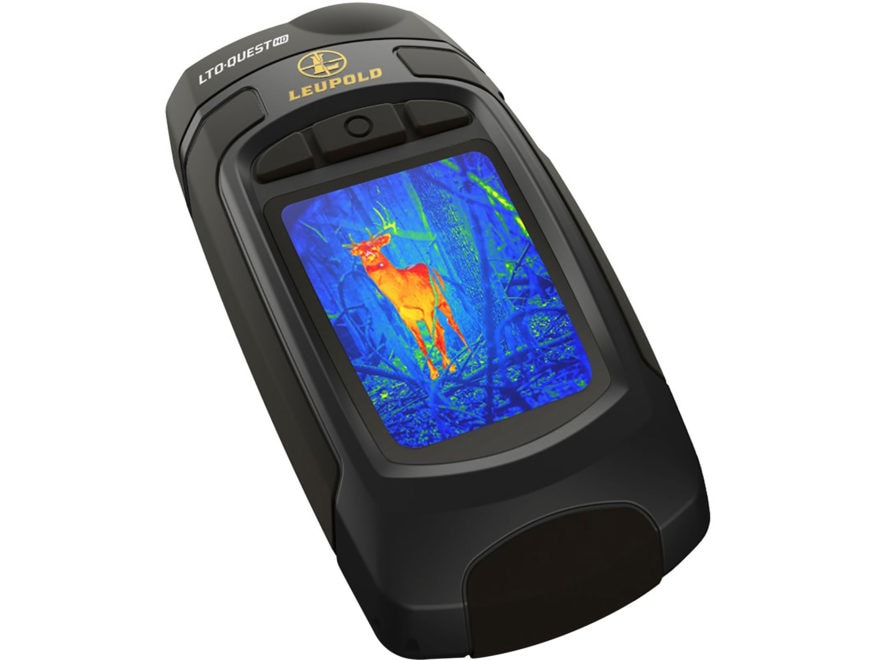 Leupold LTO-Quest HD Handheld Thermal Imager 15 Hz with Camera and Flashlight LED Shado...