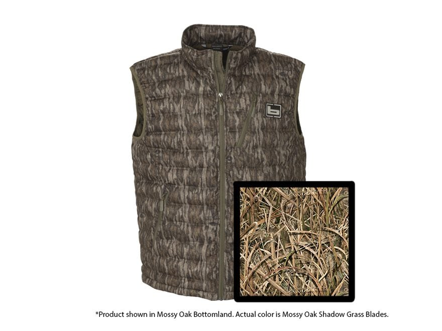 Banded Men's Nano Ultra-Light Down Insulated Vest Polyester