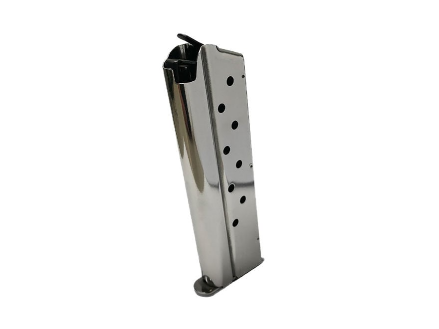 Springfield Armory Magazine 1911 Government, Commander 9mm Luger 9-Round Stainless Steel