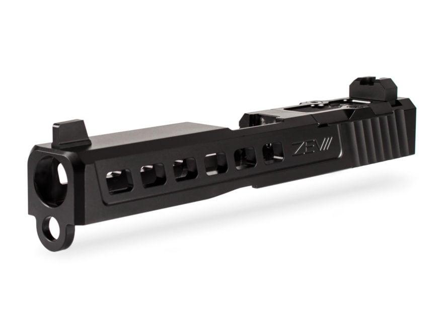 ZEV Technologies Dragonfly Slide Kit with Trijicon RMR Cut Glock Gen 3 Stainless Steel