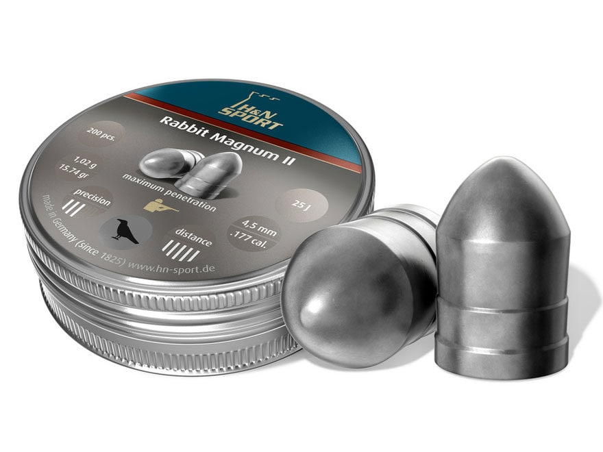 H&N Rabbit Magnum II Airgun Pellets