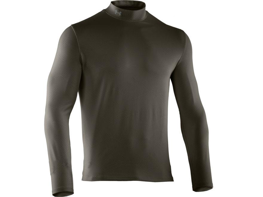 Under Armour Men's ColdGear Infrared EVO Mock Base Layer Shirt