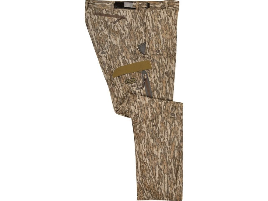 Drake Men's Camo Tech Stretch Pants Polyester
