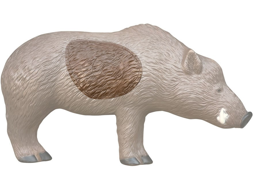 Rinehart Woodland Boar 3D Foam Archery Target Replacement Insert