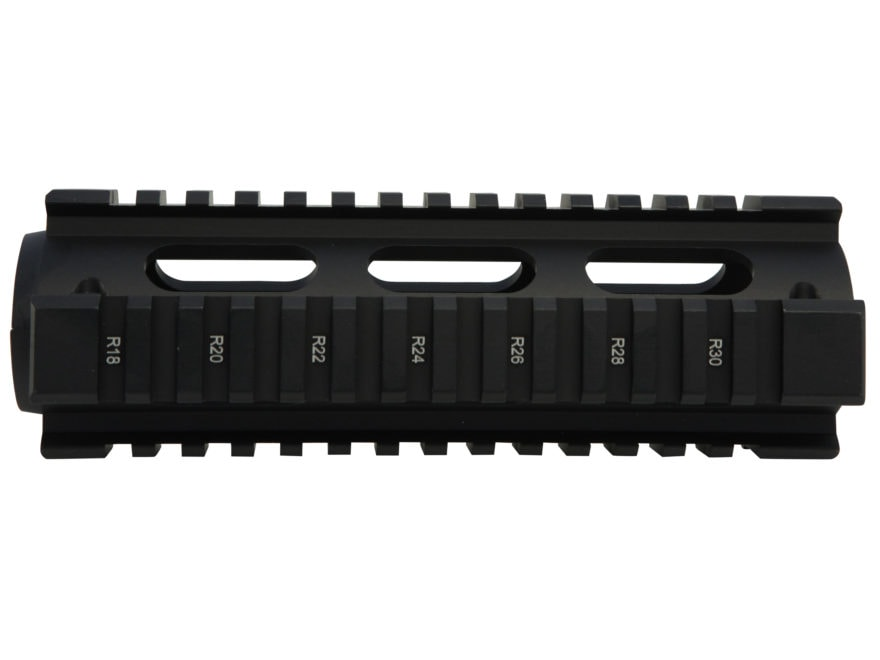 UTG Pro 2-Piece Handguard Quad Rail AR-15 Carbine Length