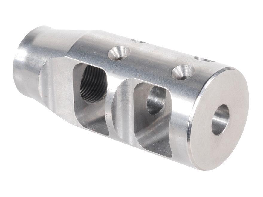 "JP Enterprises Standard Compensator Muzzle Brake 308 caliber 5/8""-24 Thread .925"" Outsi..."