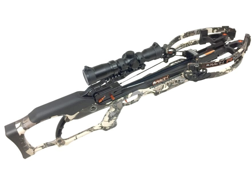 Ravin R10 Crossbow Package with Illuminated 1.5-5x32 Scope