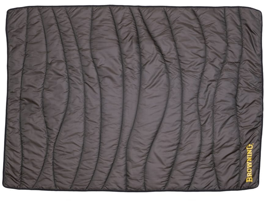 Browning Endeavor Blanket Polyester Brown