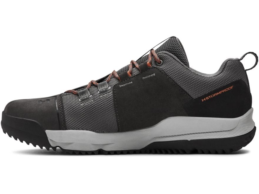 Under Armour UA Culver Low WP Hiking Shoes Nylon/Leather