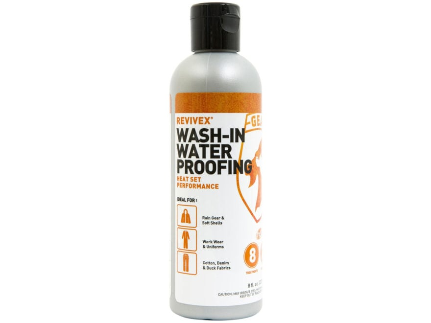 Gear Aid ReviveX Wash-In Waterproofing Liquid 10 oz