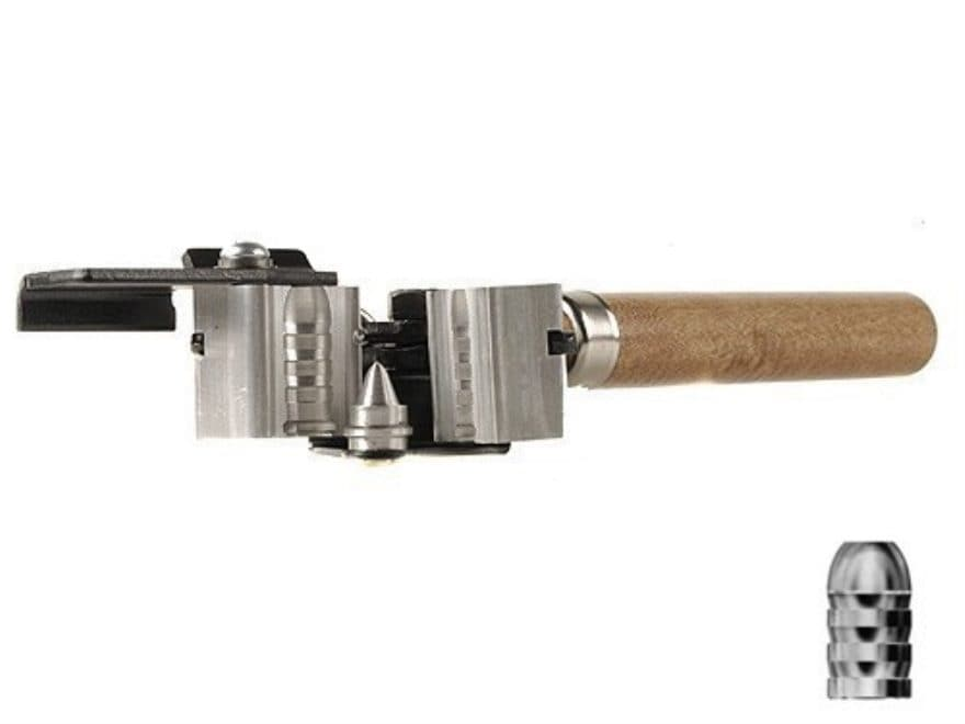 Lee 1-Cavity Improved Minie Ball Bullet Mold 450-294M (450 Diameter) 294 Grain