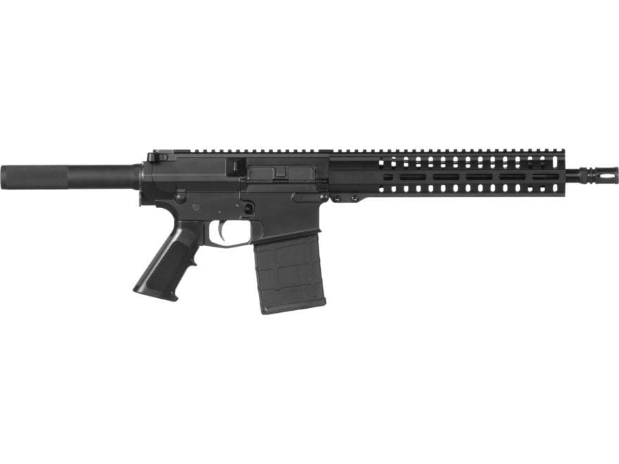 "CMMG Banshee 100 MK3 Pistol 308 Winchester 12.5"" Barrel 20-Round Black"