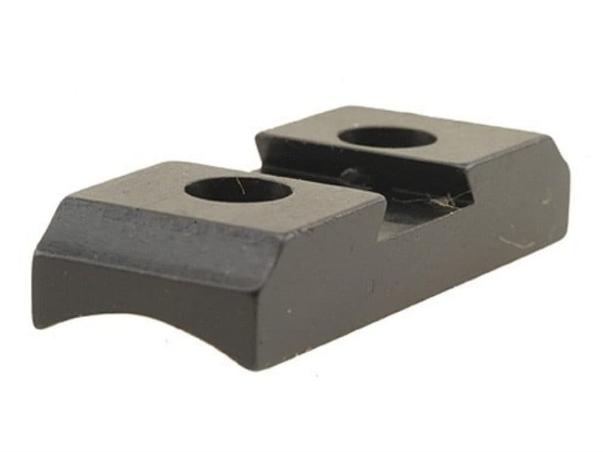 """Williams Dovetail Open Sight Base (9/16"""" Hole Spacing) Steel Black"""