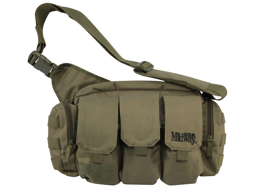 MidwayUSA AR-15 Bail Out Range Bag