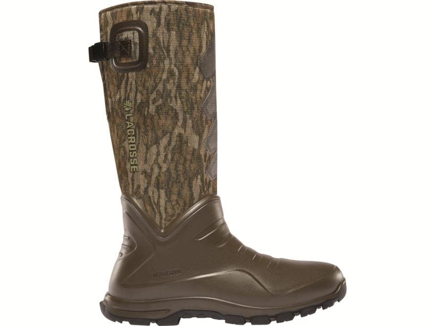 "LaCrosse 7mm Aerohead Sport 16"" Waterproof Insulated Hunting Boots Polyurethane Clad Ne..."