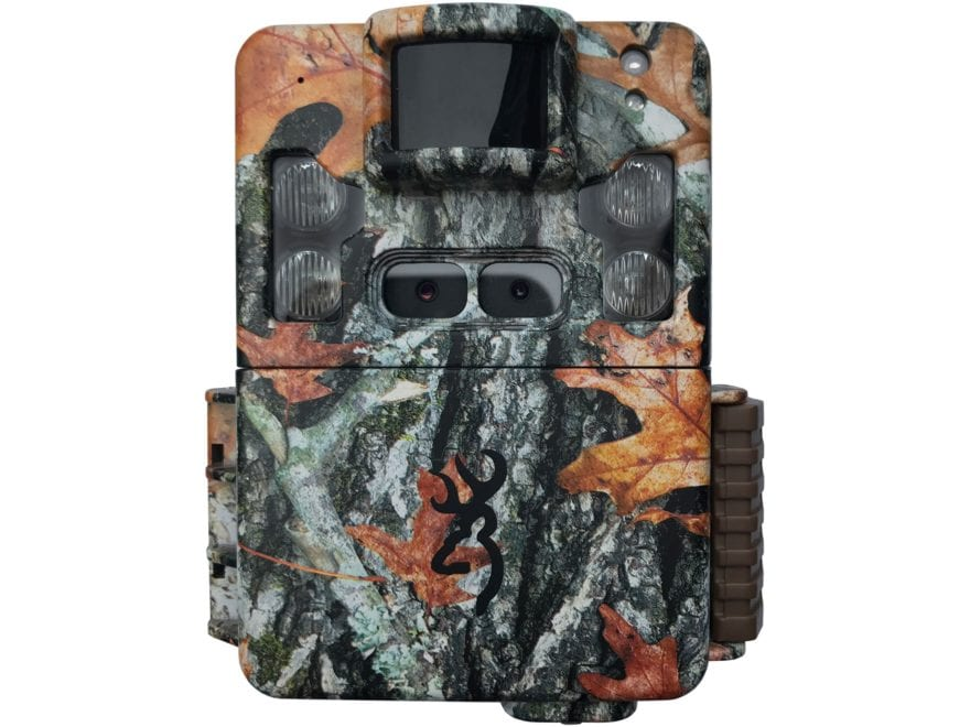 Browning Strike Force Pro XD Dual Lens Infrared Game Camera 24 Megapixel Camo