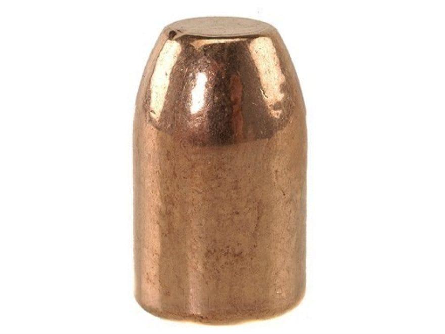 Rainier LeadSafe Bullets 40 S&W, 10mm Auto (400 Diameter) 200 Grain Plated Round Nose F...