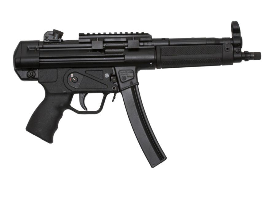 "Zenith Z-5RS Pistol 9mm Luger 8.9"" Barrel 30-Round Matte Synthetic Black"