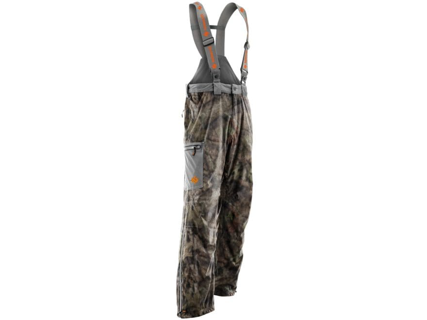 Nomad Men's Cottonwood Scent Control Waterproof Bib Pants