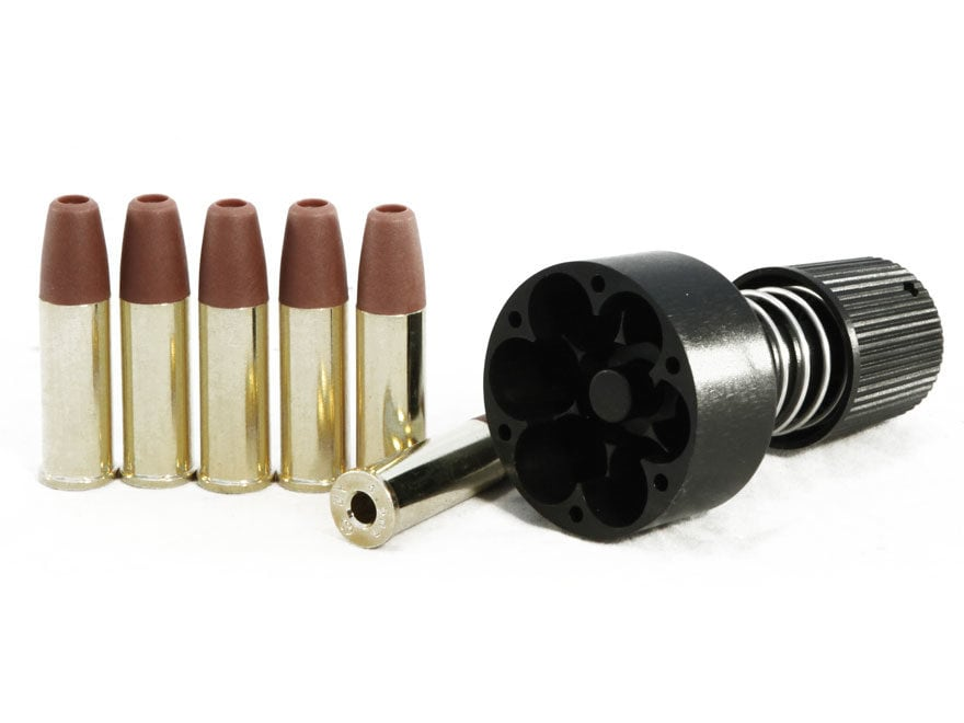 Colt Python Air Pistol Spare Casings Package of 6 with Speedloader